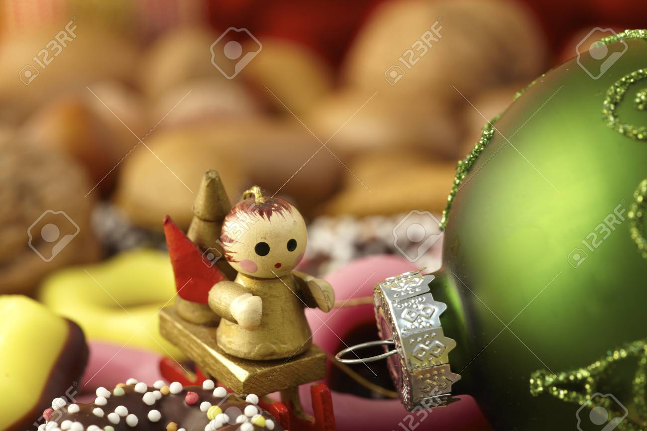 Christmas Decorations Stock Photo - 12206250