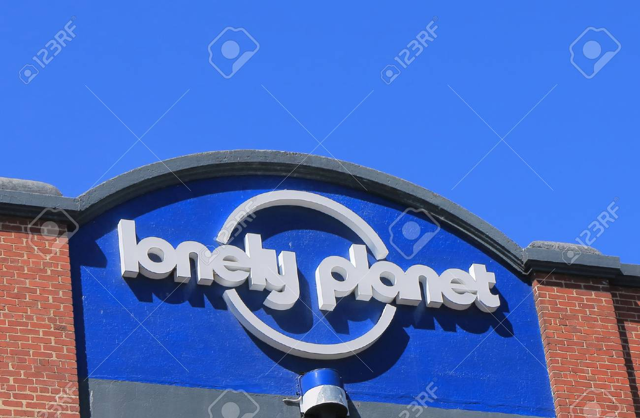 melbourne australia - december 13, 2014: lonely planet, the largest