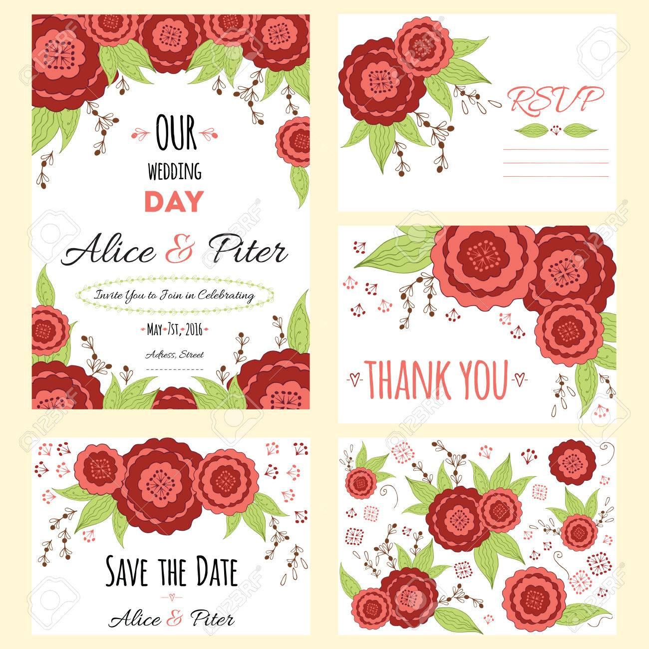 Thank You Letter For Marriage Invitation Gallery - Letter Format ...