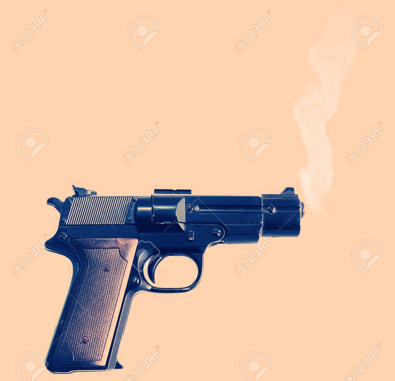 Image result for smoking gun photo