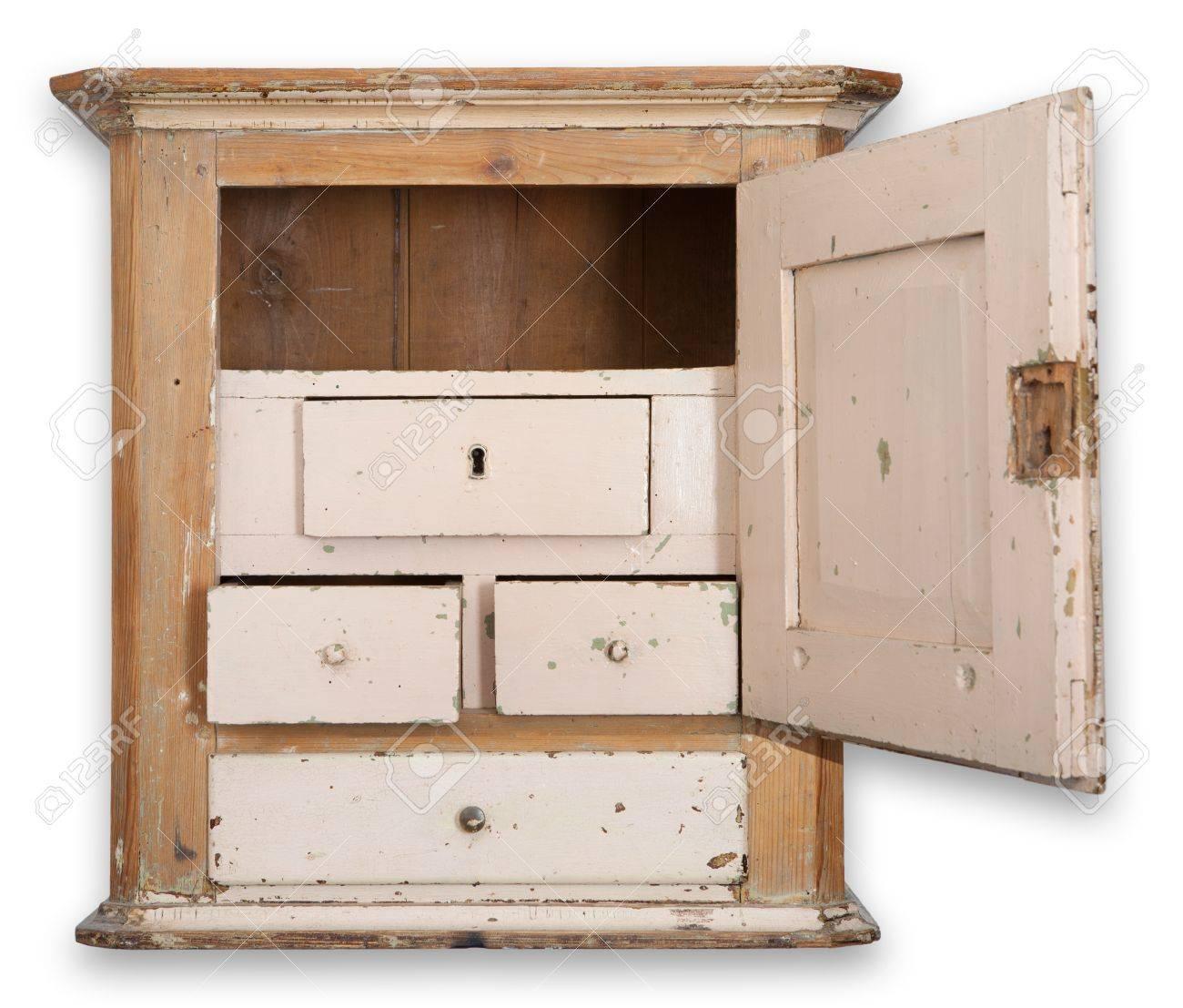 armadio o armadio a muro. mobili antichi in legno. tradizionale ... - Armadio In Legno Tradizionale
