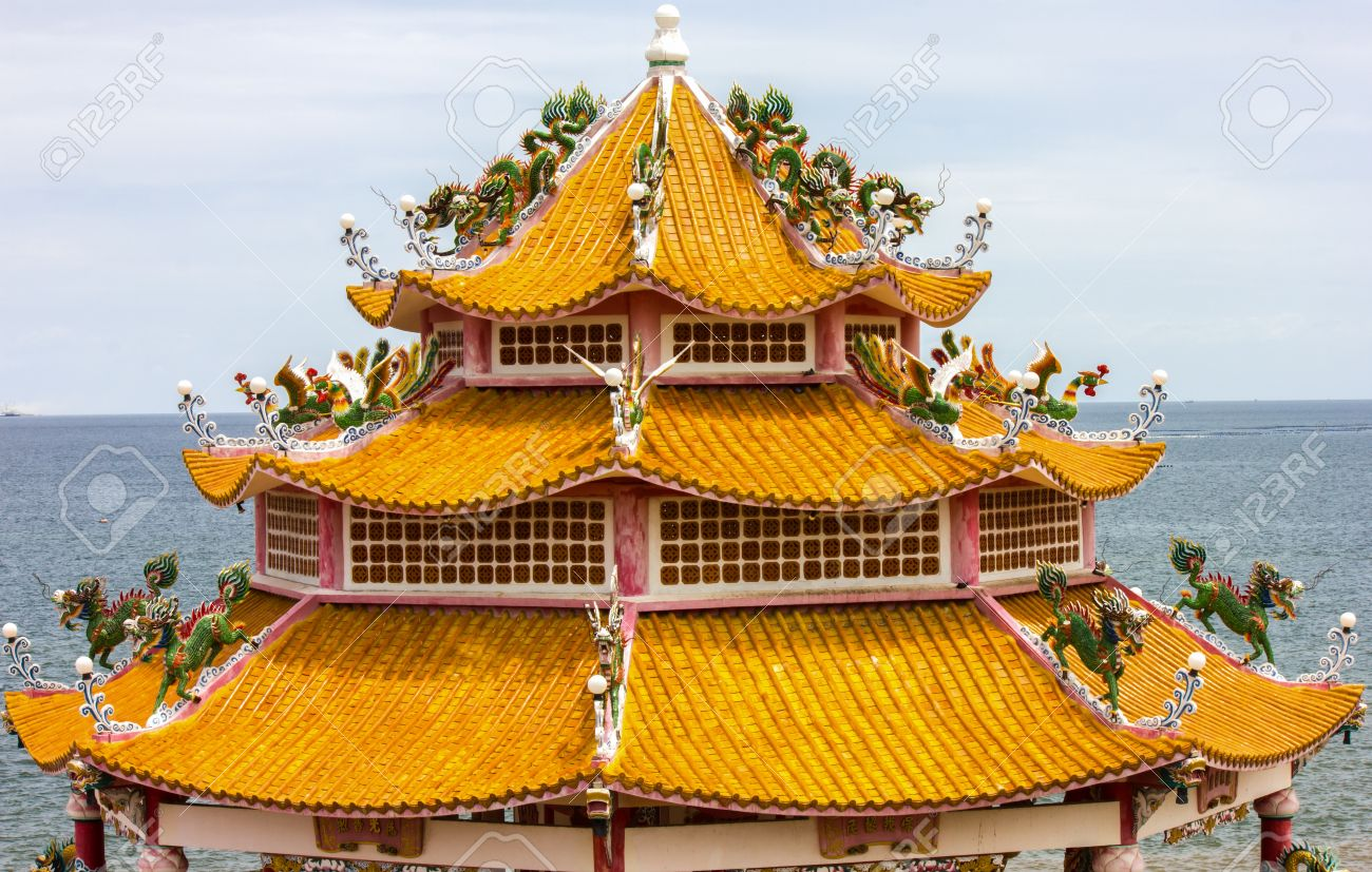 Travel Roof China Art Design Stock Photo Picture And Royalty Free Image Image 14924638
