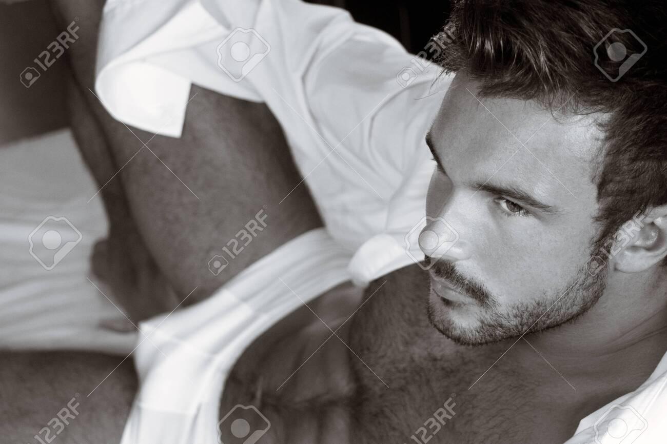 Sexy hairy men