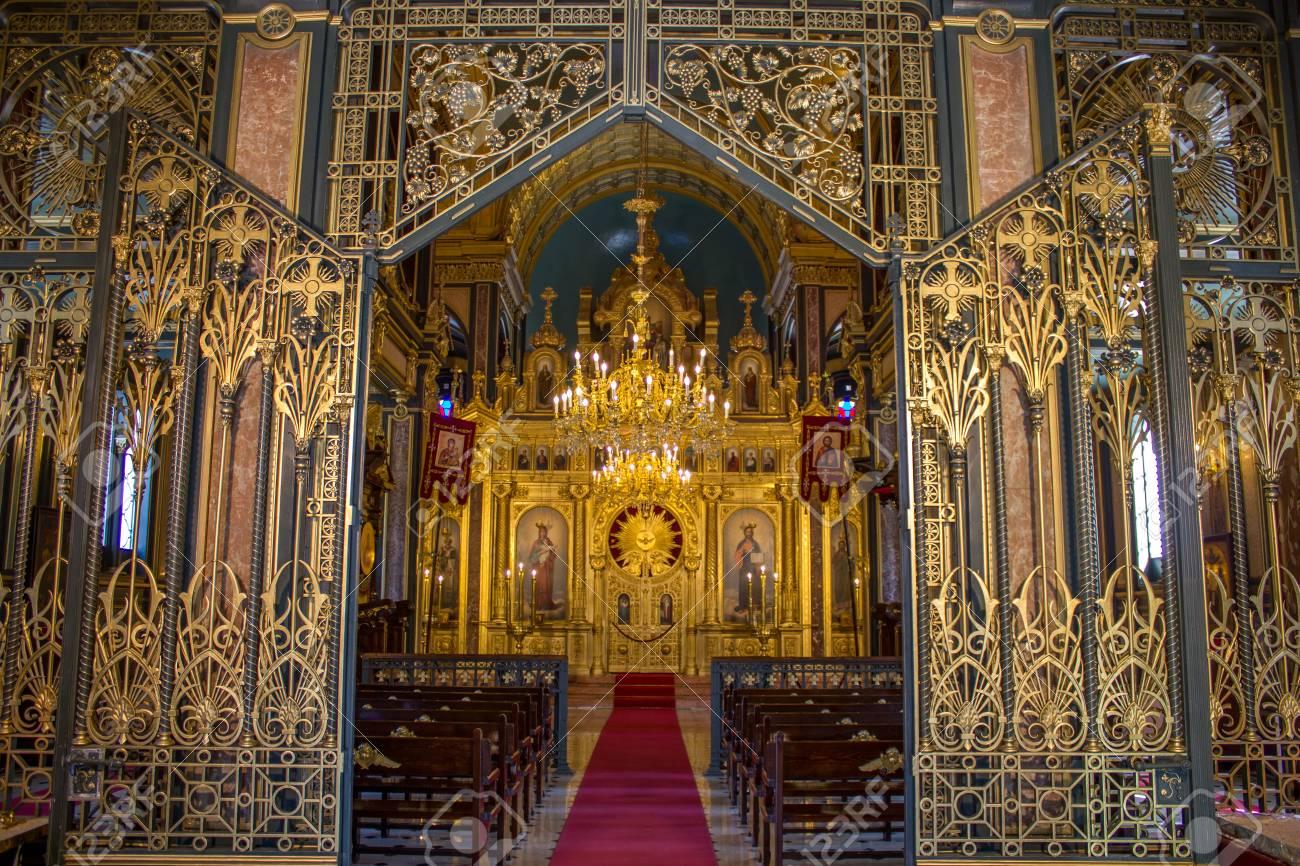 Bulgarian Church  Istanbul Turkey