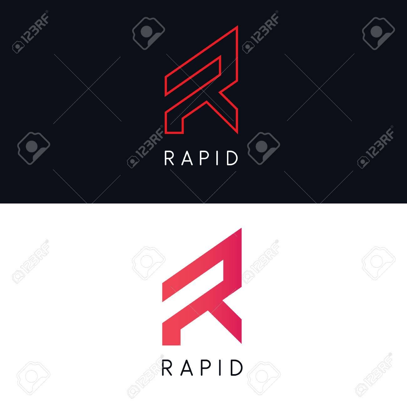 Minimalistic r letter logo iconic sign vector design royalty free minimalistic r letter logo iconic sign vector design stock vector 83165754 altavistaventures Gallery