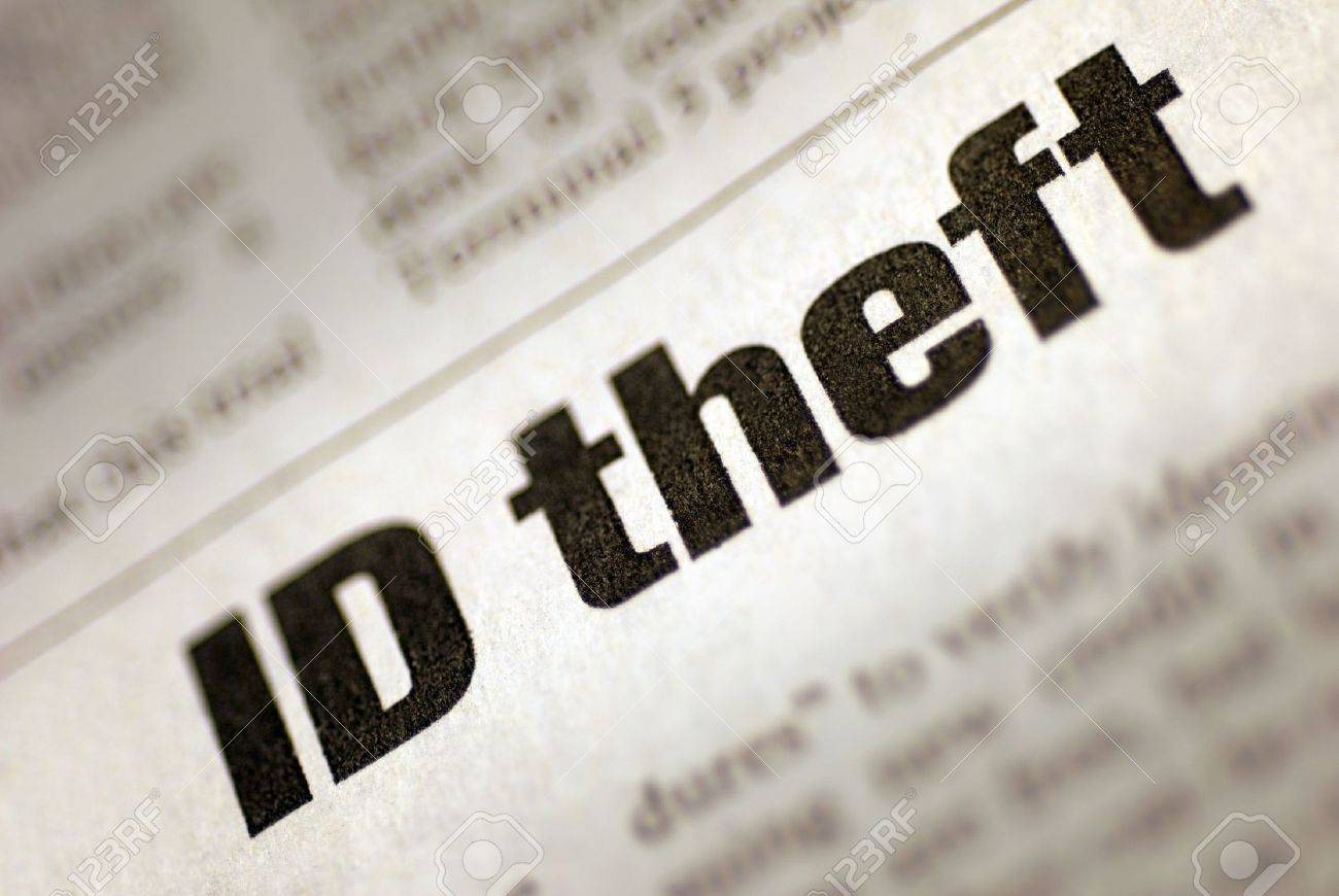 thesis paper on identity theft Access to over 100,000 complete essays and term papers or to steal identity credit card fraud is identity theft in its most simple and common form.