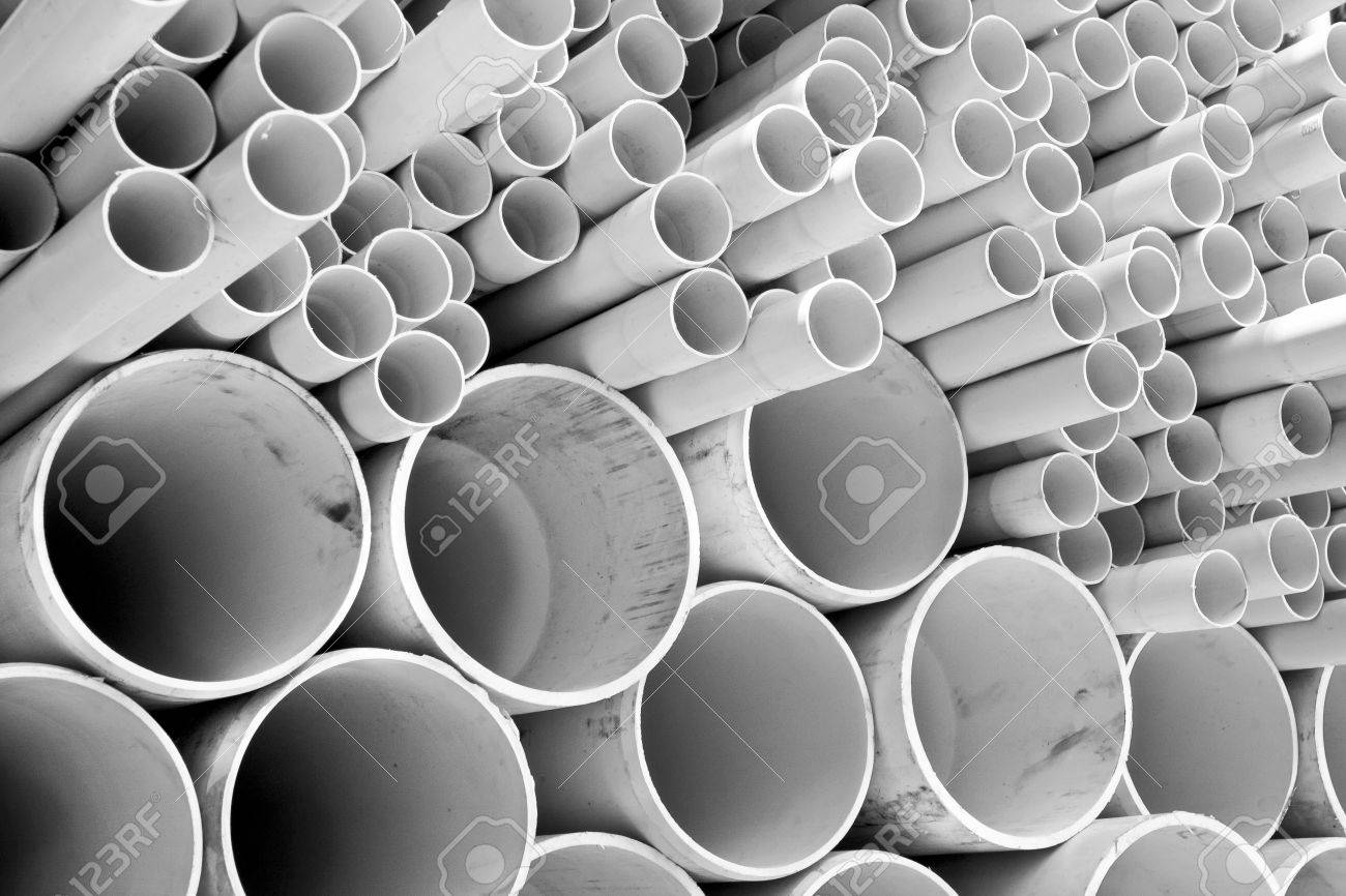 size of pvc pipes stock photo picture and royalty free image image