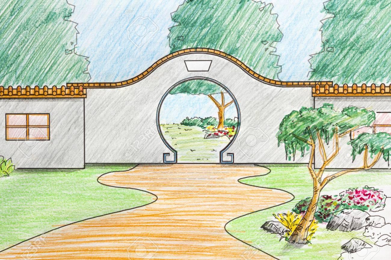 Chinese Garden Design The Best Of Chinese Garden Design Ideas