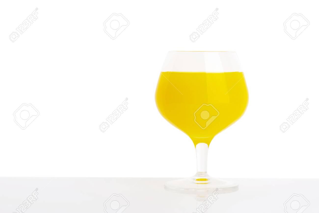 ジュース ワイン オレンジ