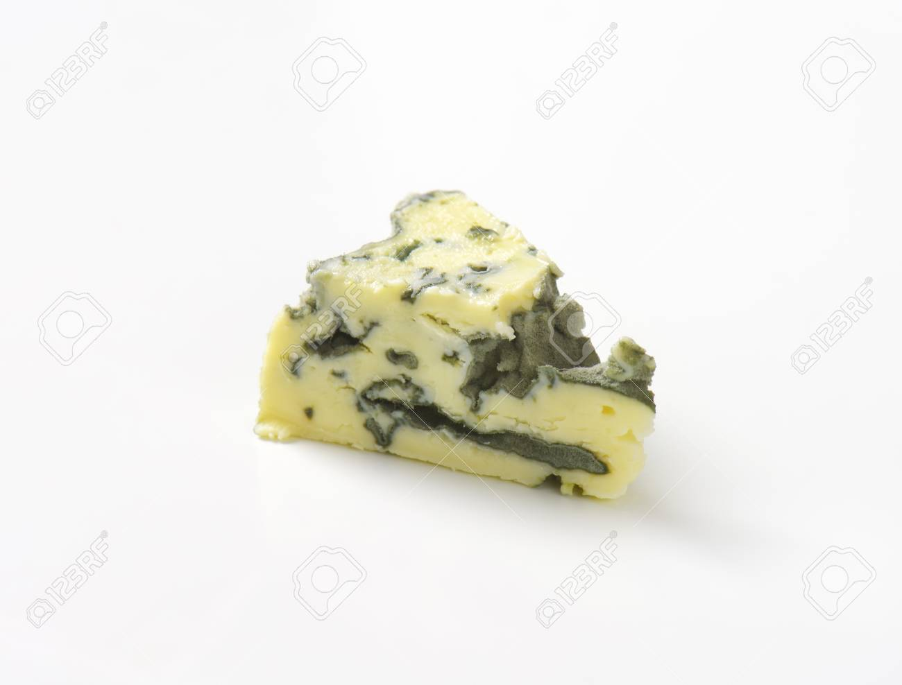 piece of french blue cheese stock photo picture and royalty free