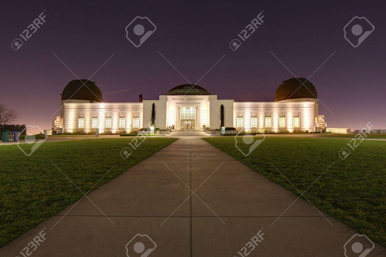 Griffith Observatory in Los Angeles, California - 9863125