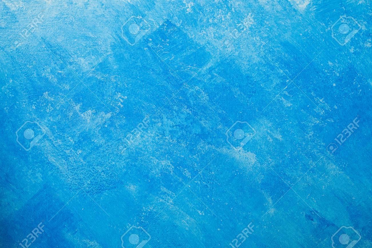 裸の石膏壁背景 ブルーの壁紙 の写真素材 画像素材 Image 43643953