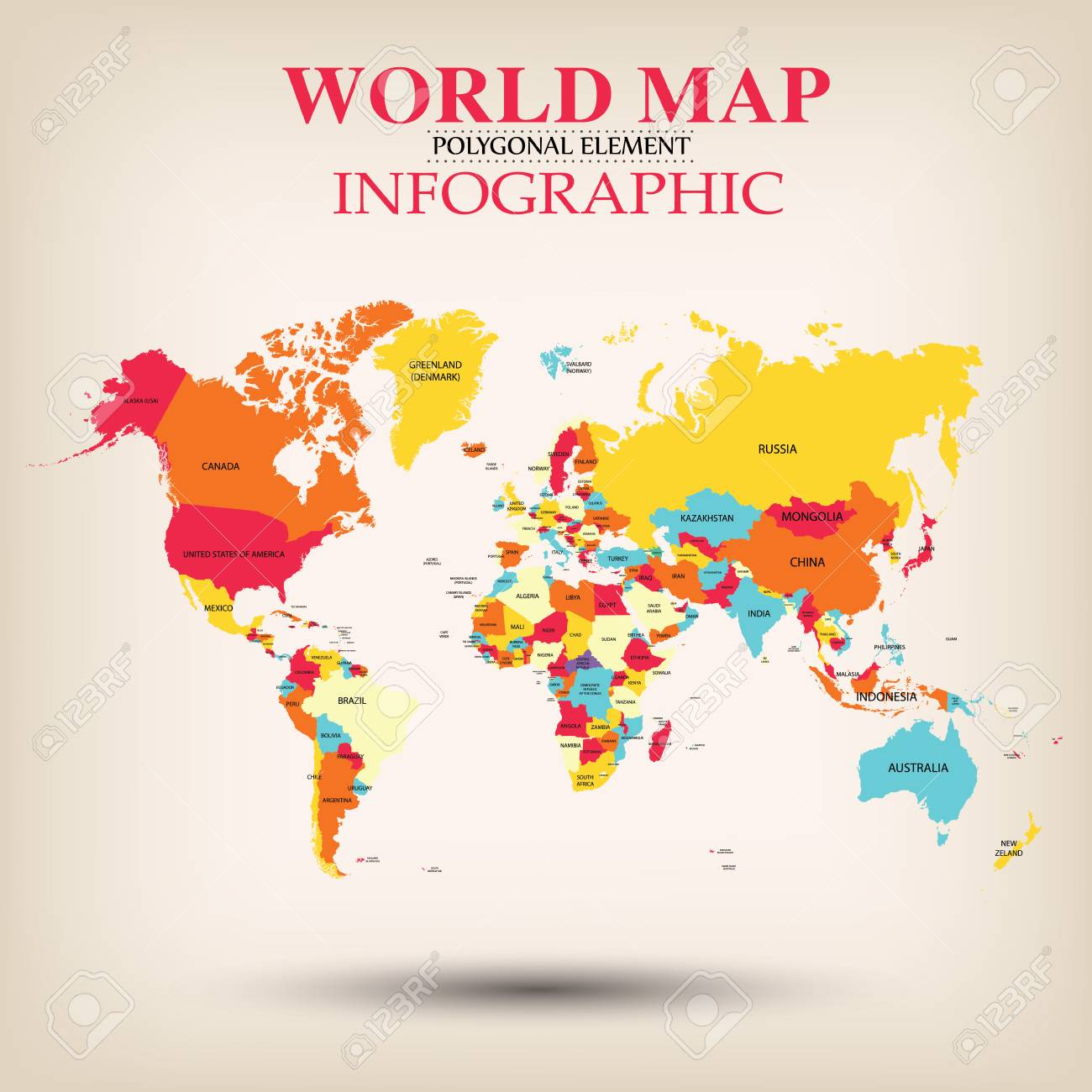 World map infographic vector royalty free cliparts vectors and world map infographic vector stock vector 47899542 gumiabroncs Gallery