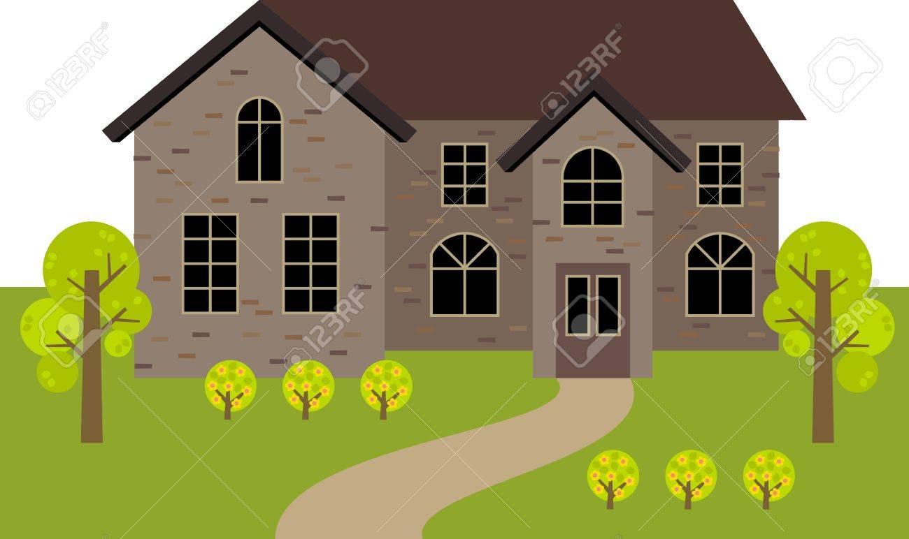 home Stock Vector - 8798517