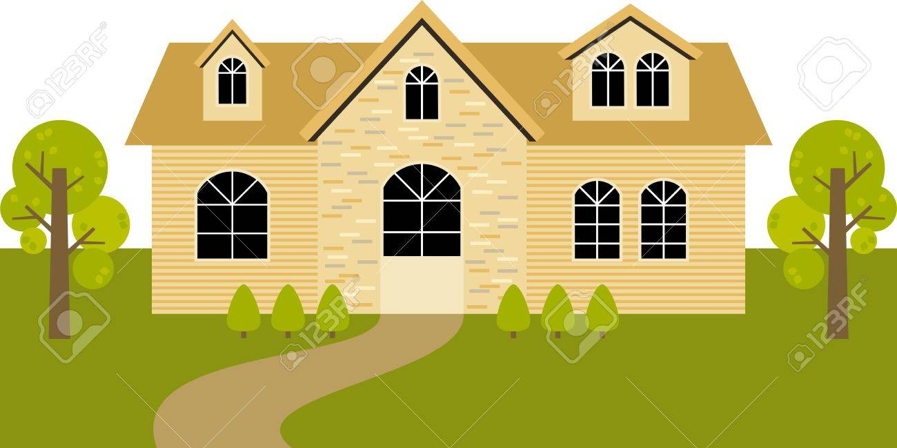 house Stock Vector - 8828908