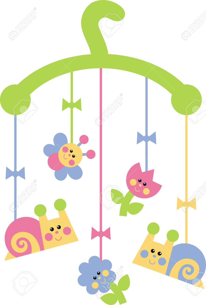 child mobile toys royalty free cliparts vectors and stock rh 123rf com baby toys clipart free animated baby toys clipart