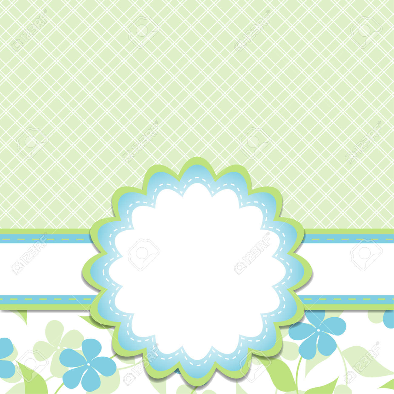 Template cards for the boy Stock Vector - 9631403