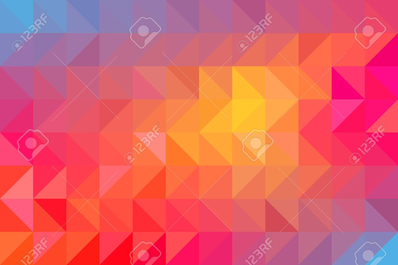 Colorful Wallpaper Minimalistic And Abstract