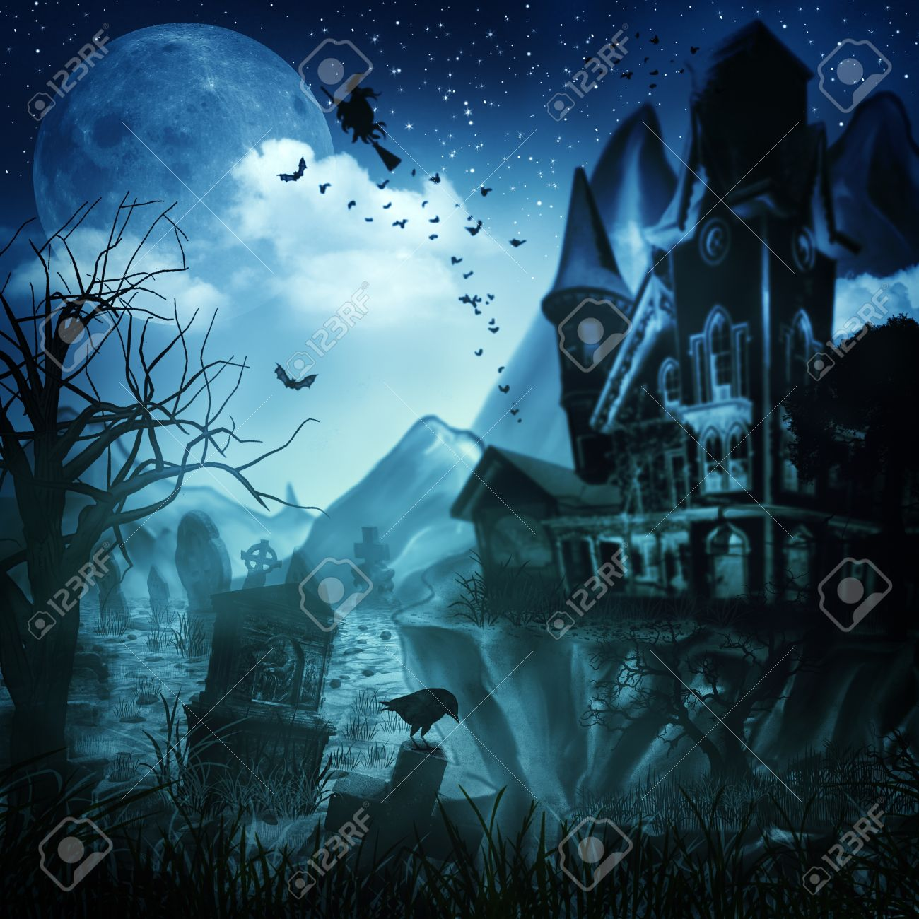 Abstract Halloween backgrounds for your design Stock Photo - 15071207