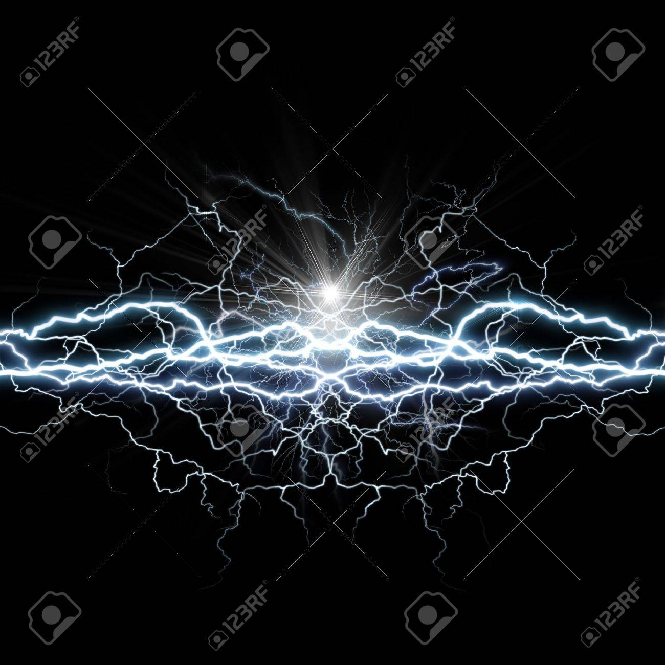 Power of light. Abstract environmental backgrounds - 18702155