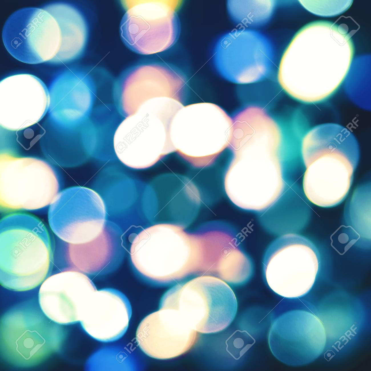Abstract Lights With Beauty Bokeh Cool Party And Disco Backgrounds