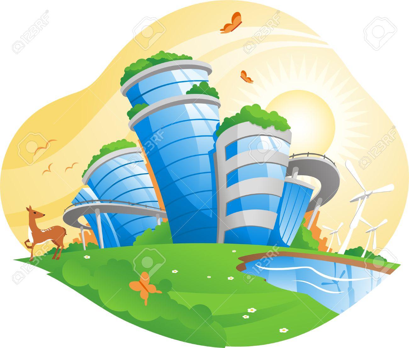 Ciudad Ecológica, Que Trabajan Para El Medio Ambiente, Los Proyectos ...