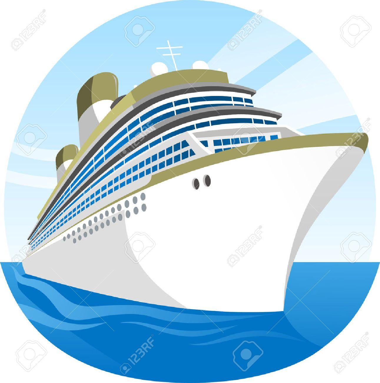 cruise ship sea holidays vector illustration cartoon royalty free rh 123rf com no man's sky how to get alpha vector ship no man's sky how to get alpha vector ship
