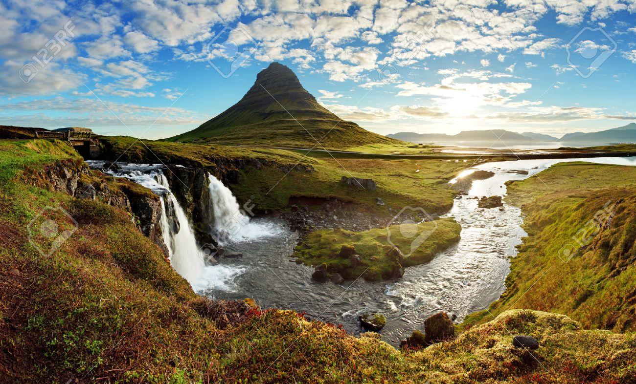 アイスランドの風景 ロイヤリテ...