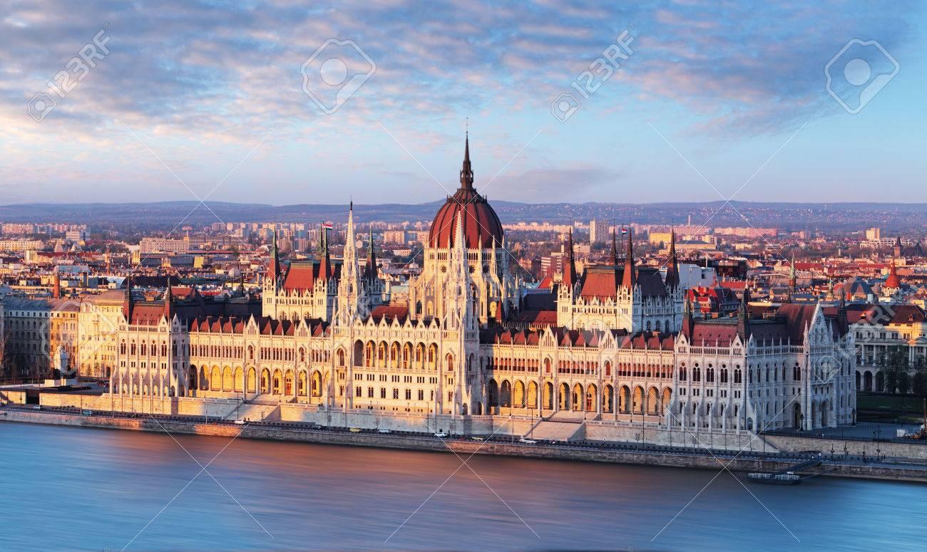 Hungary parliament, Budapest symbol - 59200267