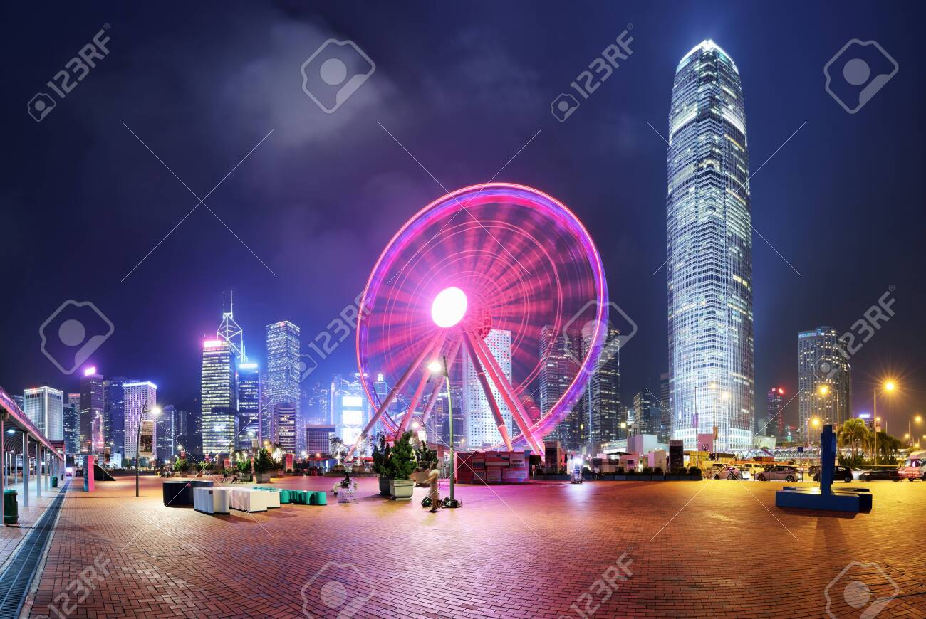 Observation Wheel, Hong Kong - 144898998