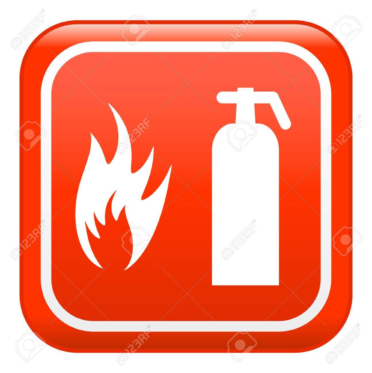 Fire sign , vector Stock Vector - 5655200