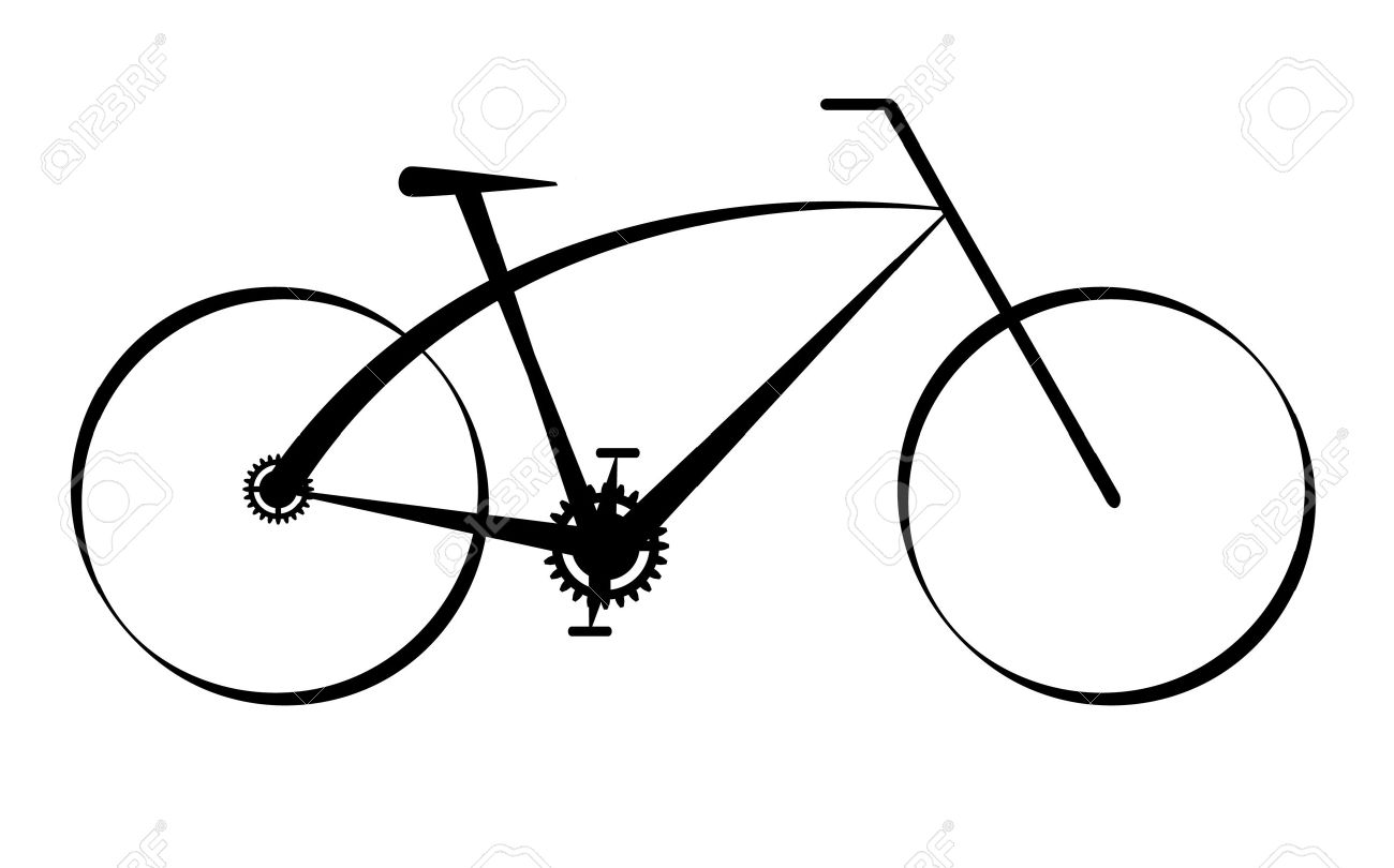 modern black bike vector royalty free cliparts vectors and stock rh 123rf com bike vector image bike victoria john crouch
