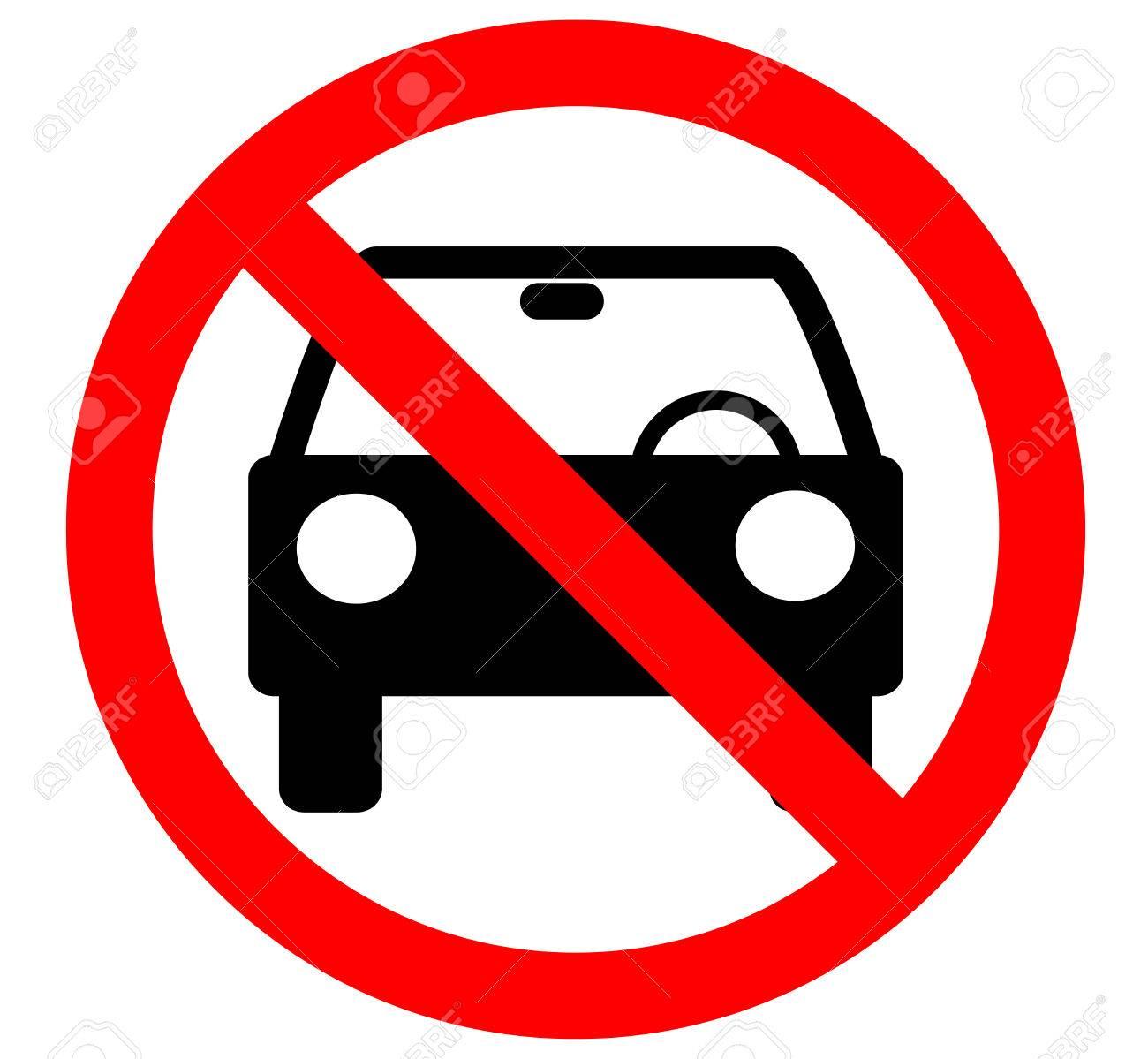禁止 駐車