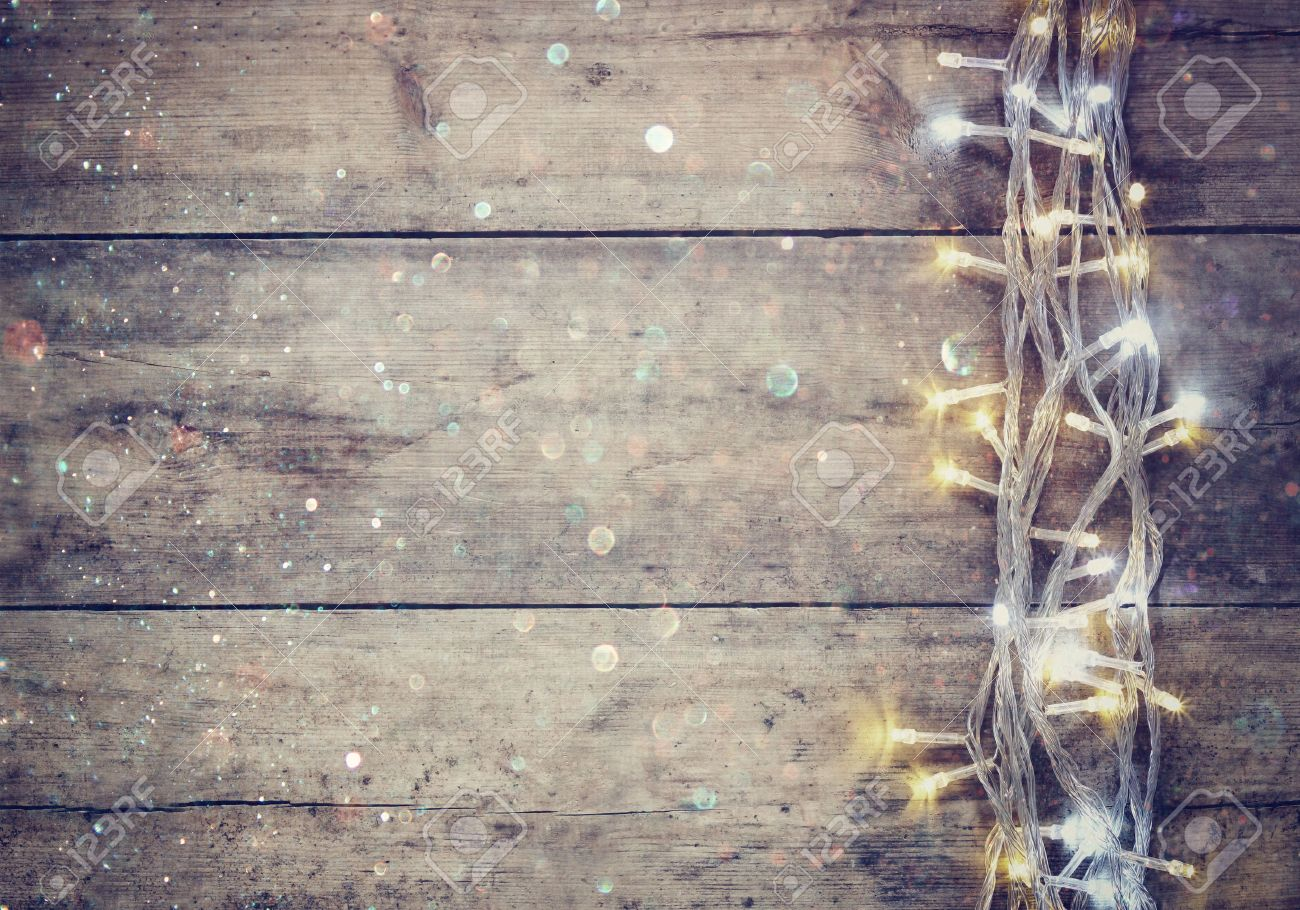 Rustic Christmas Background Wallpapers Merry And Happy