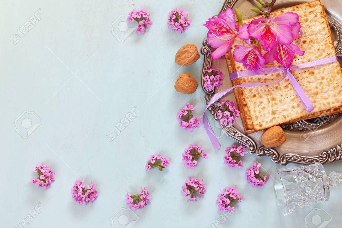 Pesah celebration concept (jewish Passover holiday) Stock Photo - 54511312