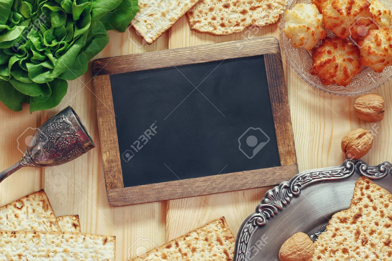 Pesah celebration concept (jewish Passover holiday) Stock Photo - 54512096