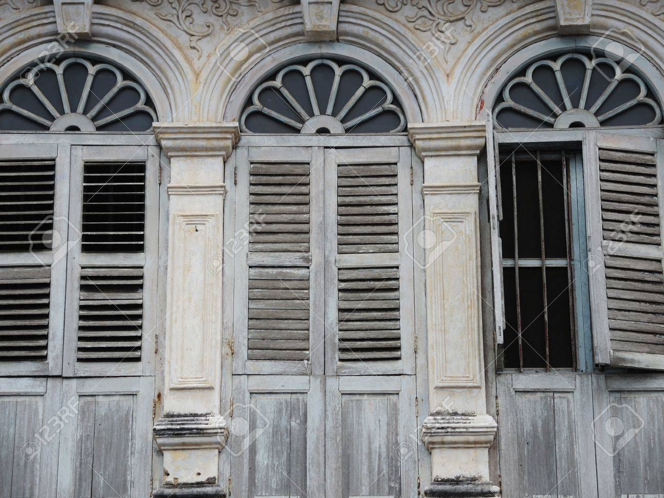 Antique Windows Antique Windows Stock Photo Picture And Royalty Free Image Image
