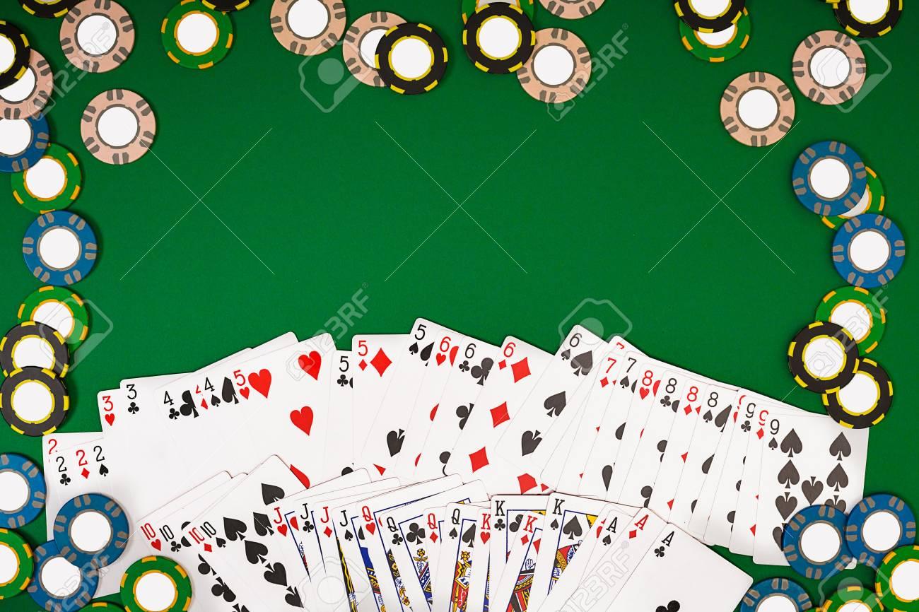 Banniere Verte Casino