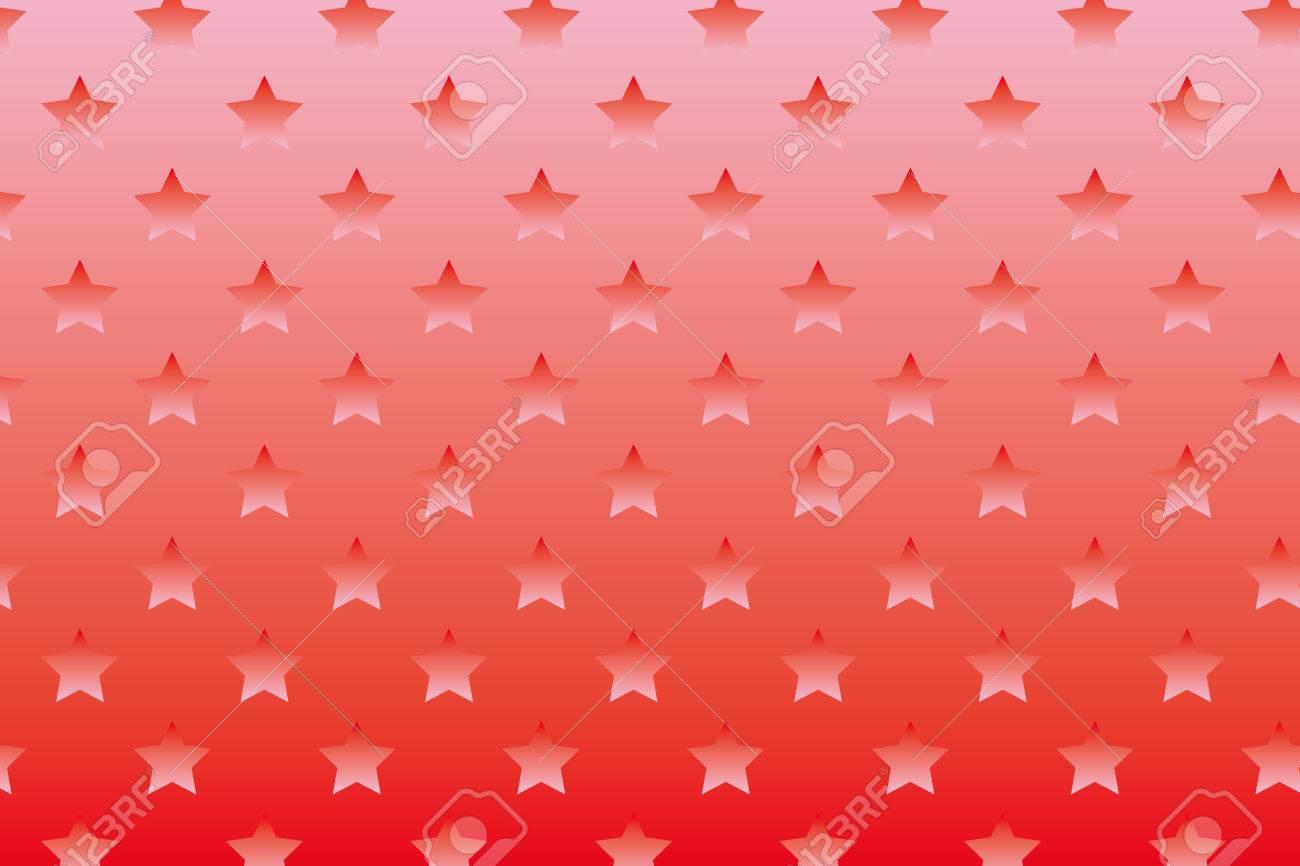 背景素材壁紙星柄 星 カラフルなシンプルなのイラスト素材 ベクタ