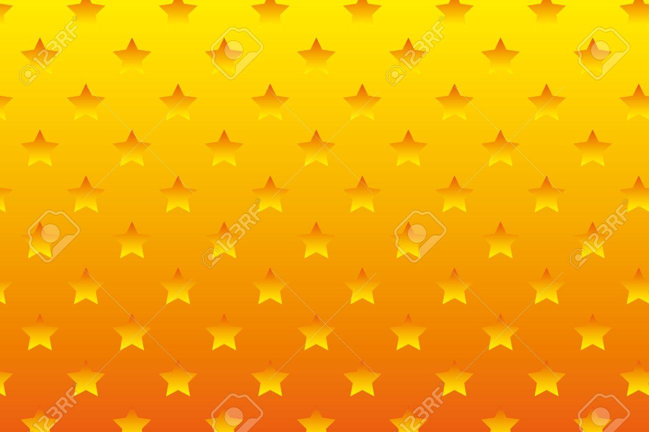 背景素材壁紙星柄スター カラフルなシンプルなのイラスト素材 ベクタ