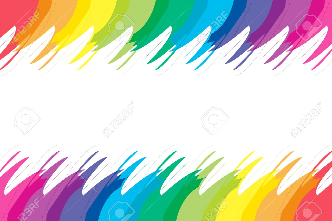 Background Material Wallpaper Rainbow Colors Character Space Name Card Price