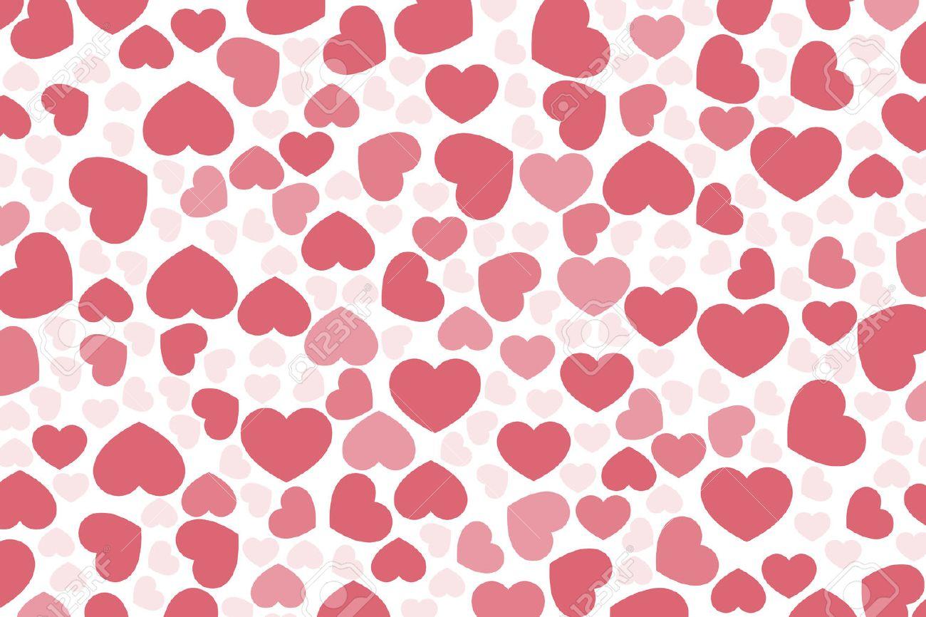 Background Material Wallpaper Heart Mark Heart Pattern Love