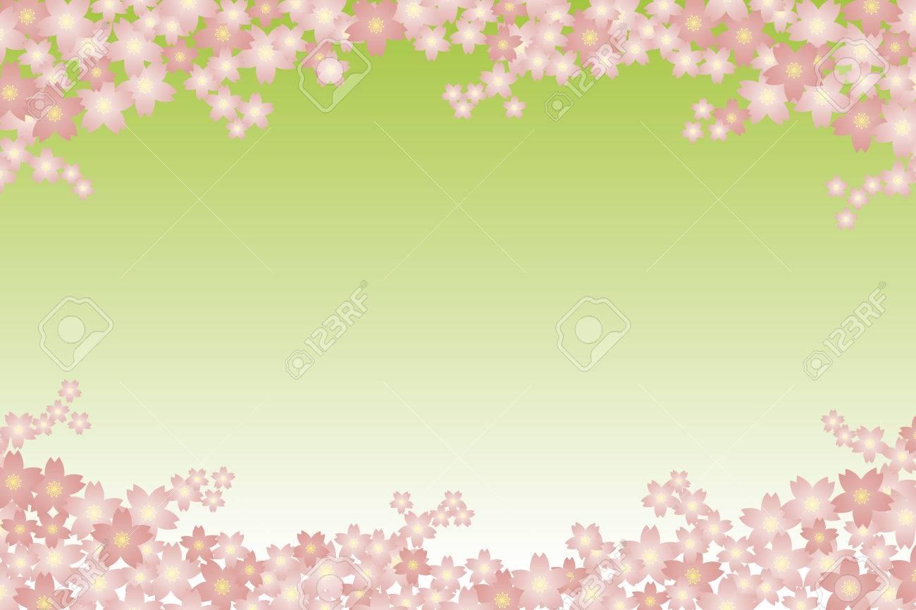背景壁紙素材 背景 パターン パターン 桜 桜 春 桜の花 花びら