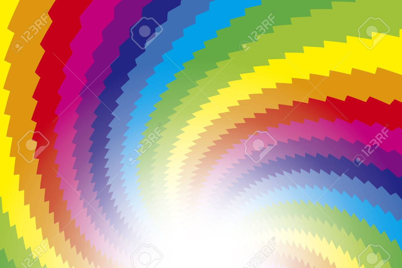 Background Material Wallpaper Rainbow Rainbow Color 7 Colors Royalty Free Cliparts Vectors And Stock Illustration Image 45207789