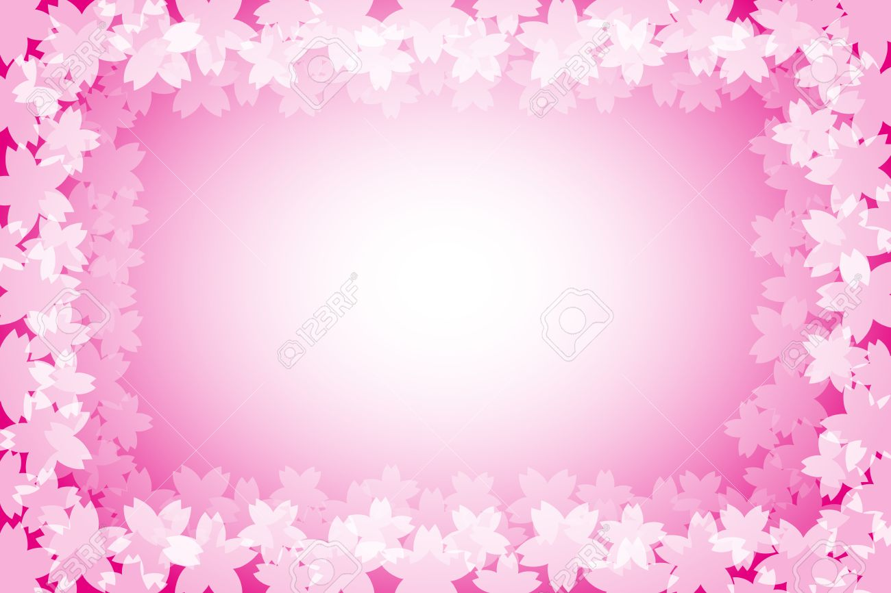 背景素材壁紙 桜 さくら 花 花 花 桜 ピンク ピンク ピンク 春 3 月 4 月 花 のイラスト素材 ベクタ Image