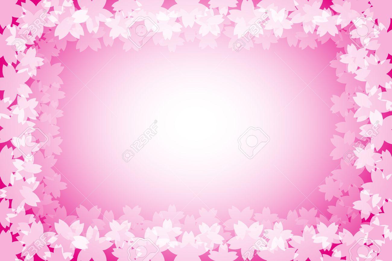 Background Material Wallpapers Cherry Blossom Sakura Flower Bloom