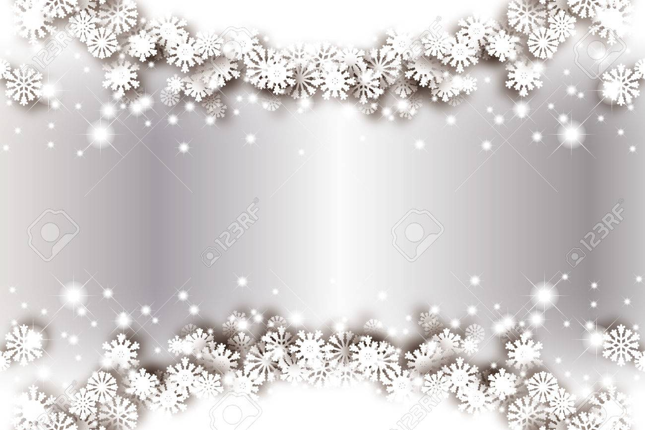 stock photo wallpaper background material snow snow crystal ice winter christmas new year decorate put a decorative copy space text