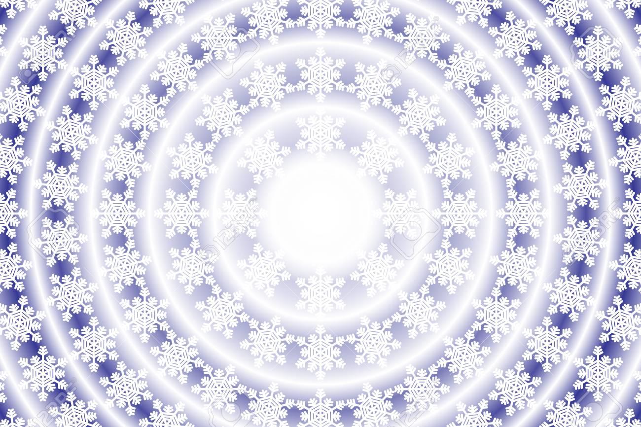 Materiel De Papier Peint En Cristal Neige Hiver Neige Blanc