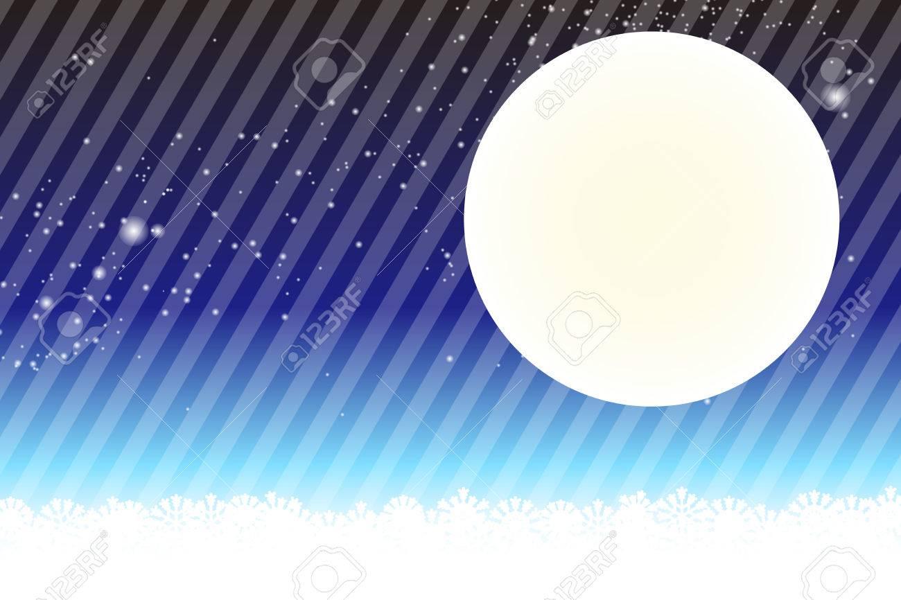 背景素材壁紙スターダストスターダスト銀河月空天の川夜景