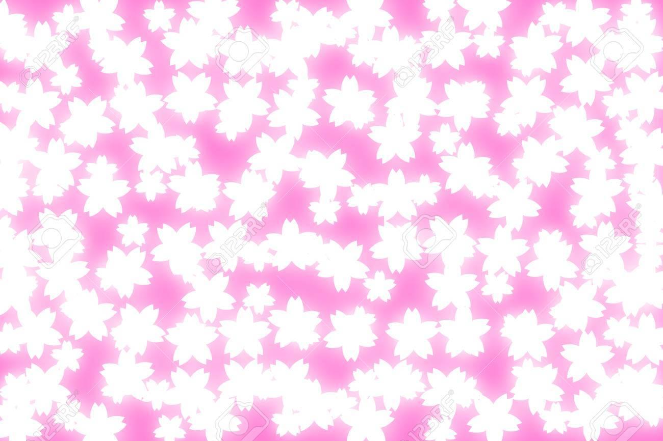 背景素材壁紙 花 桜 桜 桜 花 春 入学 卒業 コピー領域の余白
